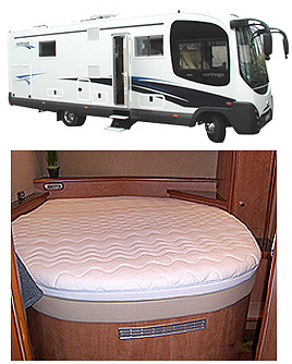 matratzen f r wohnwagen boot caravan wohnmobil und. Black Bedroom Furniture Sets. Home Design Ideas